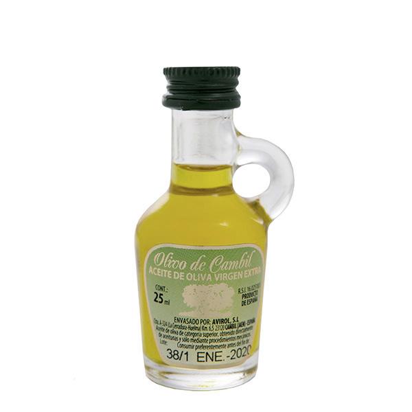 Olivo de Cambil Aceite de Oliva Virgen Extra Aceitera 25 ml