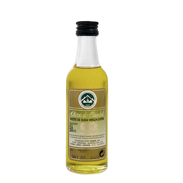 Olivo de Cambil Aceite de Oliva Virgen Extra Botella 50 ml