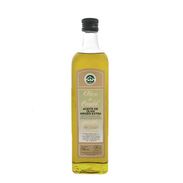 Olivo de Cambil Aceite de Oliva Virgen Extra Botella 750 ml