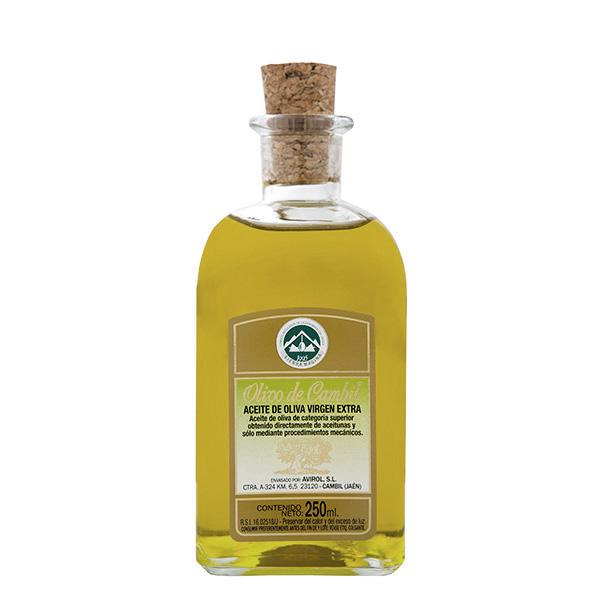 Olivo de Cambil Aceite de Oliva Virgen Extra Frasca 250 ml