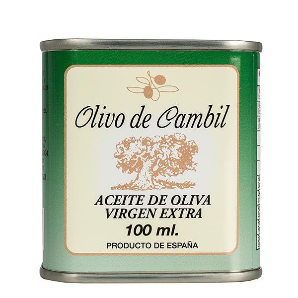 Olivo de Cambil Aceite de Oliva Virgen Extra Lata 100 ml