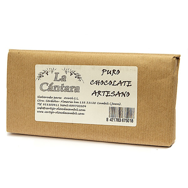 Chocolate Puro Artesano