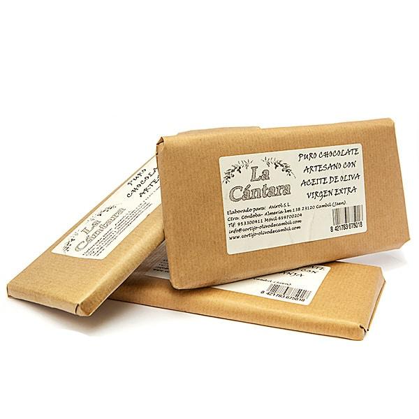Otros Productos LA CÁNTARA: Mermeladas, Chocolates y Patés de Aceituna.