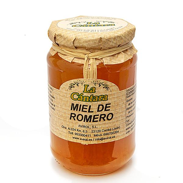 Miel de Romero 500 gr. La Cántara