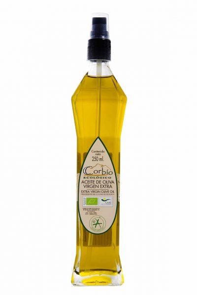 Corbío AOVE Ecológico Botella Spray 250 ml