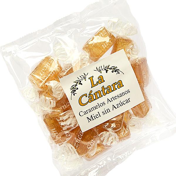 Caramelos Artesanos de Miel sin Azúcar