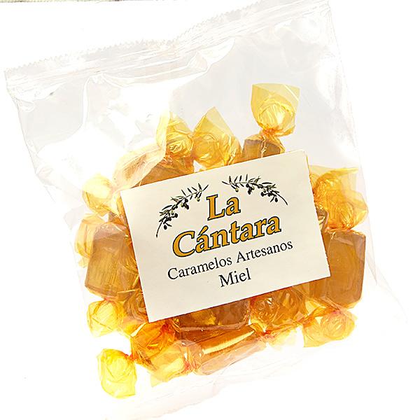 Caramelos Artesanos de Miel